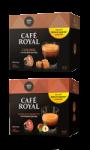 Café Royal compatibles système Nescafé® Dolce Gusto®* Noisettes x12 capsules
