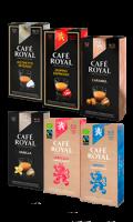 Capsules Compatibles Nespresso®* Café Royal