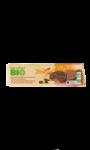 Biscuits à l 'avoine et au chocolat noir Carrefour Bio