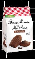 La Madeleine tout chocolat Bonne Maman