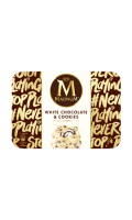 Batonnets White Chocolate & Cookies Magnum