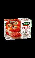 Pulpe de tomates fine 100% toscanes Panzani