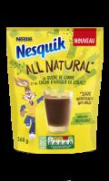 Chocolat en poudre all natural Nesquik