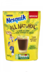 Chocolat en poudre all natural Nesquik