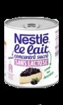Lait concentré sucré sans lactose Nestlé Le Lait