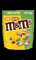 Peanut Hazelnut M&M's