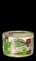 Emietté de canard cuisiné La Belle Chaurienne