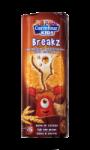 Breakz fourrés au chocolat Carrefour Kids
