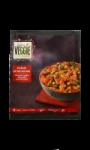 Légumes cuisinés poêlée riz rouge haricots CARREFOUR VEGGIE