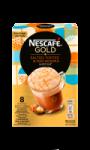 Stick Cappuccino Caramel et Macadamia Nescafé Gold