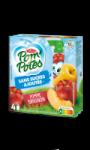Pom'Potes sans sucres ajoutés Materne