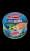 Thon grillé avec un trait d'huile d'olive Saupiquet
