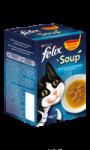 Soupe de Poissons pour chat Felix