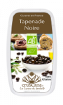 Tapenade d'olives noires bio Cruscana