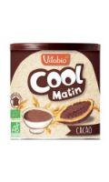Préparation en poudre cacao cool matin bio VITABIO