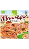 Pizza Royale bio LA PIZZA DE MANOSQUE