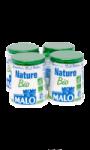 Yaourts bio nature MALO