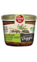 Terrine poivre vert au soja CEREAL BIO