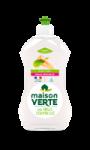 Liquide Vaisselle Mains Peaux Sensibles Aloe Vera Maison Verte