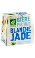 Bière bio blanche JADE