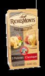 Fromage à raclette Classique 3 poivres RICHES MONTS