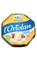 Fromage L'Ortolan léger PAYSANGE