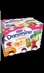 Yaourts à boire aux fruits DANONE