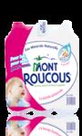 Pack Eau Minérale Naturelle Mont Roucous