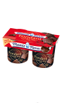 Dessert Gourmand Fondant chocolat MAMIE NOVA