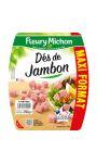 Dés de jambon  FLEURY MICHON