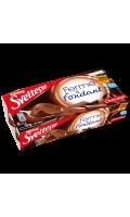 Yaourts chocolat SVELTESSE