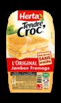 Croque-monsieur s/croûte jambon fromage Herta