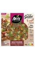 Pizza bœuf poivrons MIX BUFFET