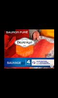 Saumon fumé sauvage DELPEYRAT