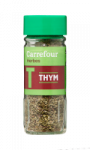 Thym  Carrefour