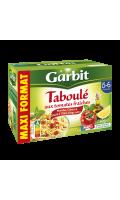 Taboulé tomates menthe citron GARBIT