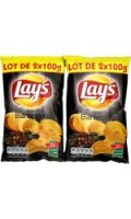 Chips saveur barbecue Lay's