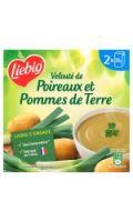 Soupe poireaux pdt crème LIEBIG