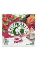 Infusion Fruits Rouges ELEPHANT