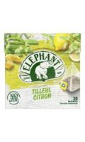 Infusion Tilleul Citron ELEPHANT