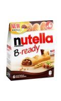 Biscuits B-ready NUTELLA