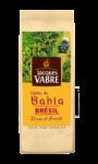 Café 100 % arabica Bahia Brésil JACQUES VABRE