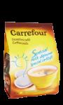 Café dosettes spécial petit déjeuner Carrefour