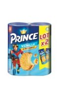 Biscuits gout vanille PRINCE