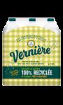 Eau gazeuse minérale naturelle Vernière