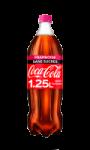 Soda Zero sucres framboise COCA-COLA