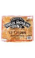 Crêpes bretonnes CREPERIE DU VIEUX MOULIN