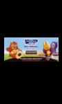 Lapinou gâteaux fourrés au chocolat Carrefour Kids