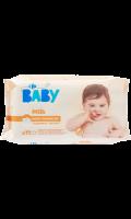Lingettes bébé à l'huile d'amande douce CARREFOUR BABY