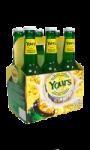 Bière sans alcool saveur citron YOURS